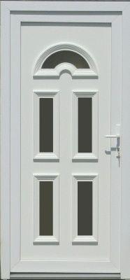 Temze 5 üveges műanyag bejárati ajtó