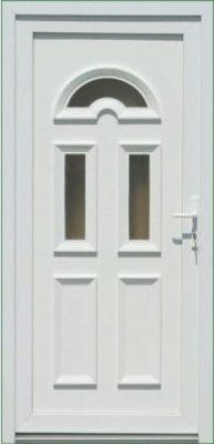 Temze 3 üveges műanyag bejárati ajtó