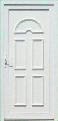 Temze műanyag bejárati ajtó